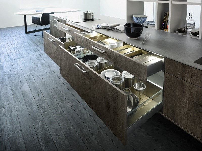 Cuisine originale et design classic fs xylo rangeval for Architecture originale